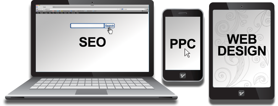 SEO - PPC - Website Design screen shots