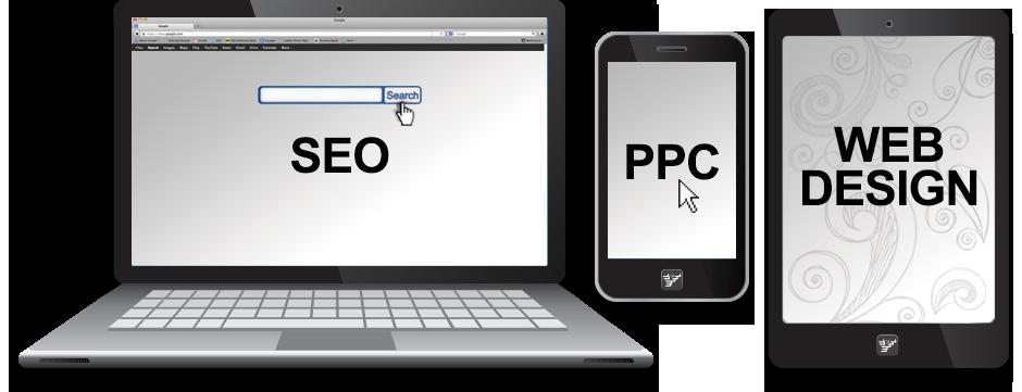 SEO - PPC - Website Design screen shots